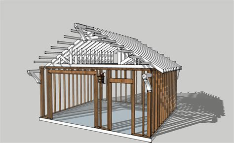 a frame house plans with garage plans to build garage framing plans pdf plans
