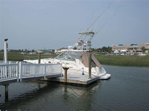boat engine tower sea ray sundancer new engines tower brick7 boats