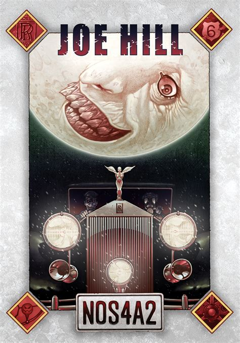 the truth inside the lie a review of quot nos4a2 quot by joe hill