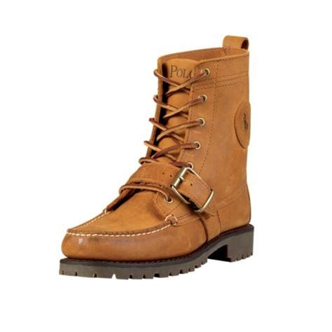 mens ranger boot by polo ralph
