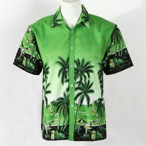 custom pattern hawaiian shirts 2015 cheap tropical hawaiian shirts short sleeve custom