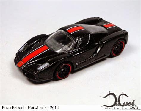 Hw Enzo Speed Machine Hotwheels Miniatur Diecast diecast cwb 1 64 collection especial wheels 5