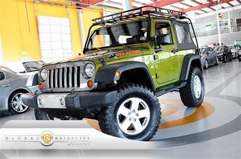 Jeep Sport Roof Rack by Purchase Used 10 Jeep Wrangler Sport Mountain Edition 4x4