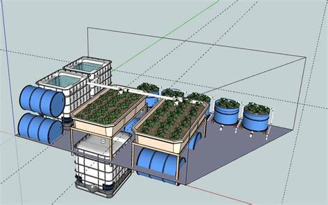 backyard aquaponics plans fay aquaponic solutions how you can setup hydroponic system