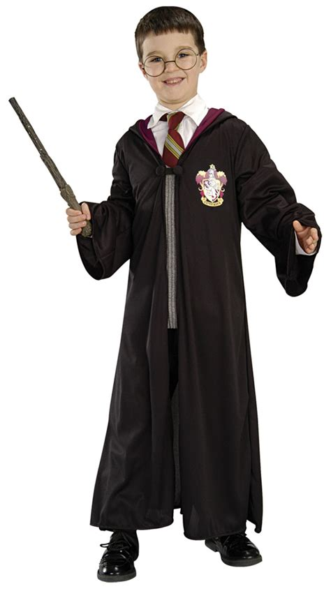 harry potter costume kid s harry potter costume kit s world book day fancy dress costumes mega