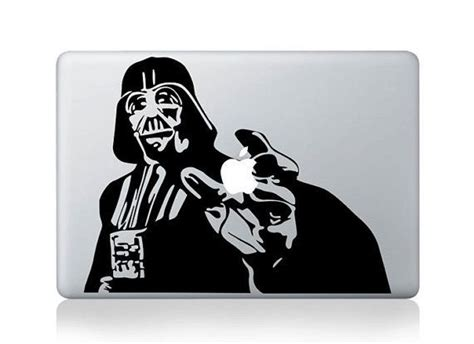 Stiker Wars Sticker Laptop Macbook Notbook Dll wars mac decal macbook decals macbook stickers vinyl decal for apple macbook pro air