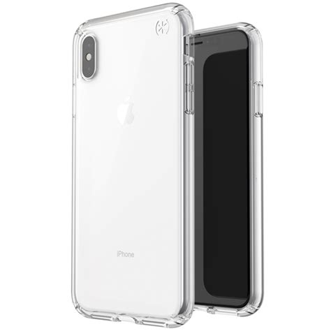 speck presidio stay case  iphone xs max clearclear shop  ship  south africa