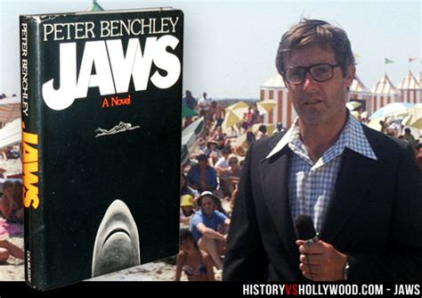 peter benchly is jaws a true story learn the real inspiration for jaws
