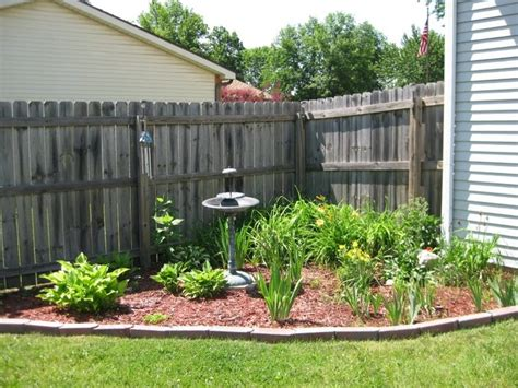 Small Yard Landscaping Design Corner Back Yard Corner Garden Garden Yes I What My Yard Looks Lik