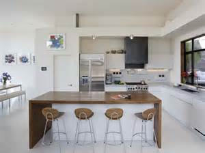 Modern Apartment Kitchen Table Apartment Modern Apartment Kitchen Designs With Wood