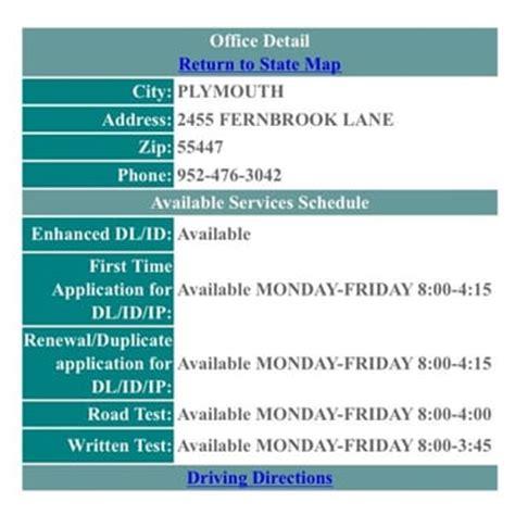 plymouth dmv mn dmv west metro station dvs 11 reviews departments