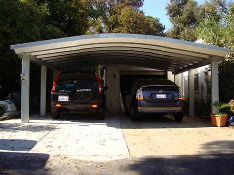 Used Car Port by Carport Used Metal Carport