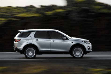 silver land rover discovery land rover discovery sport gets 150ps and 180ps ingenium