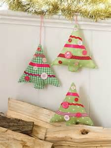 christmas tree decorations sewing pattern 803091