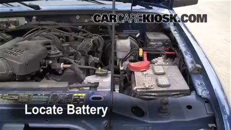 2006 ford f150 battery replacement battery replacement 2006 2011 ford ranger 2007 ford