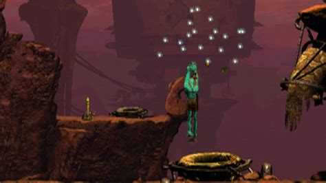 Abe's Oddysee   Oddworld Inhabitants   Oddworld