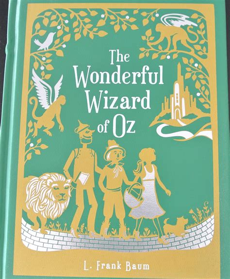 the wonderful wizard of oz by l frank baum quotes