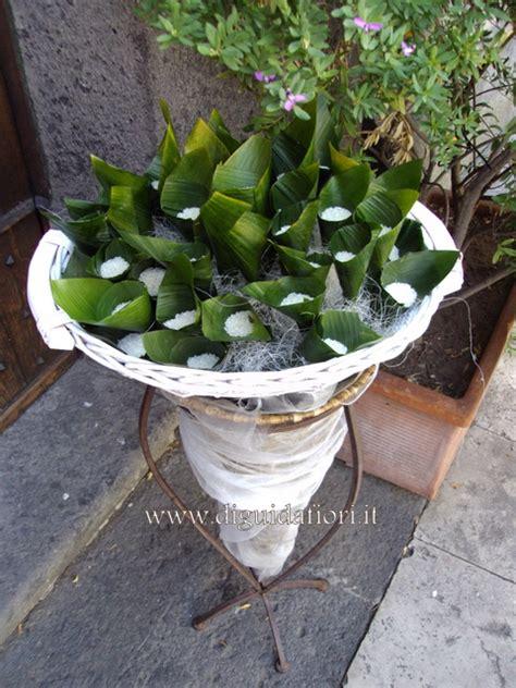 cesto porta coni di riso cesti di petali di e di coni portariso per matrimoni