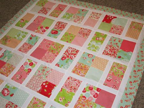 Easy Quilt Designs by Scrumptious Fabric Simple Quilt Pattern Quilts
