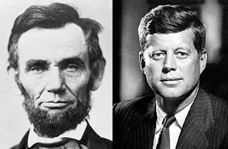 abe lincoln and jfk similarities 21 similarities between abraham lincoln and j f kennedy