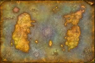 Wow World Map by Blizzard Vs Nostalrius The Case For A Legacy World Of