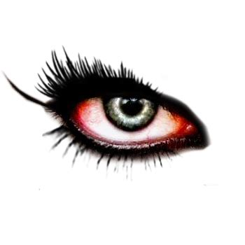 imagenes de ojos de zombie colmillos y ojos de viro en png ps tutoriales