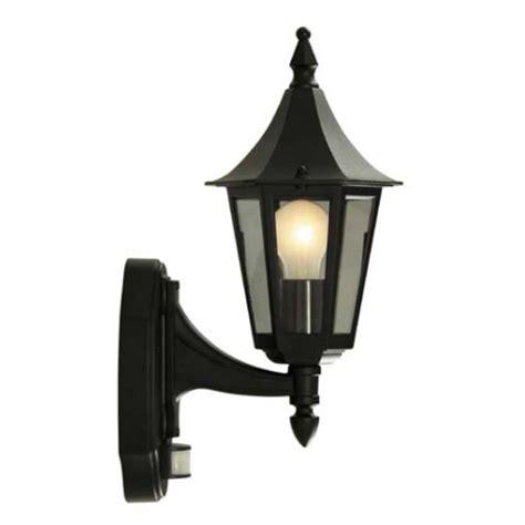 Sensored Outdoor Lights Searchlight Bel Aire Lights 14715 Sensored Wall Light