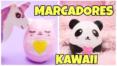 imagenes de huevos kawaii marcadores en forma de animalitos kawaii manualidades