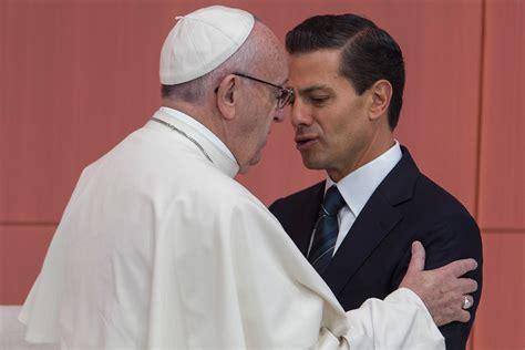 2016 el papa en mexico el papa ante pe 241 a privilegios para unos cuantos trae