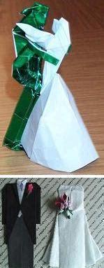 Origami And Groom - origami wedding