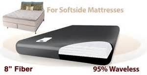 Softside Waterbed Mattress Replacement Legacy Us Made Ruby 4k 95 Waveless Softside Waterbed Replacement Bladder