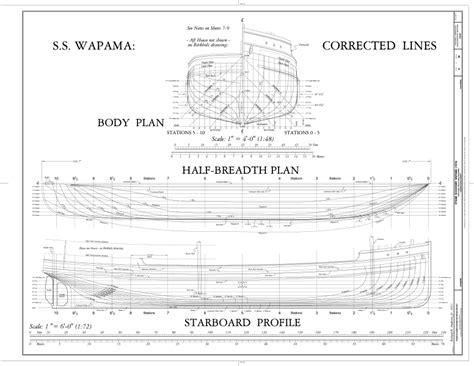 catamaran definition origin body plan