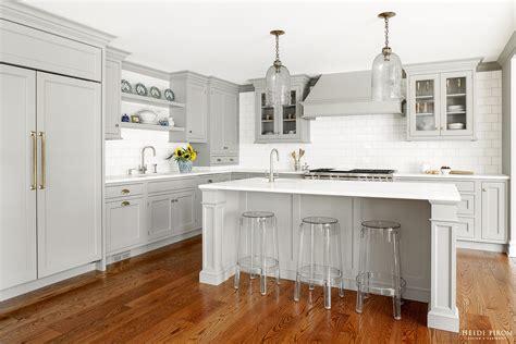 heidi piron design  cabinetry traditional