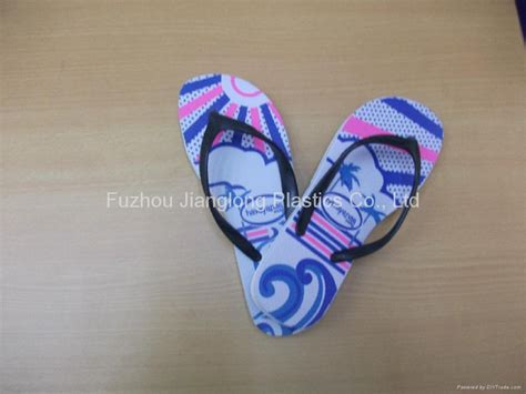 design slippers new design fashion style rubber slippers flip flops jl