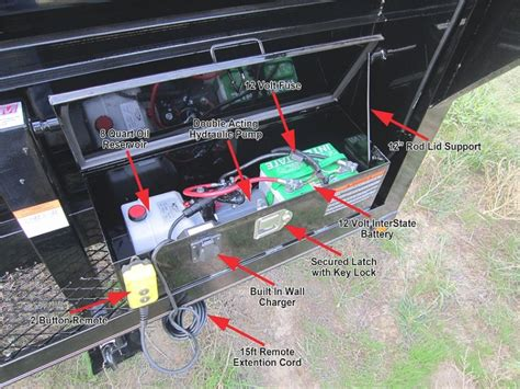 pj dump trailer wiring diagram wiring diagram and