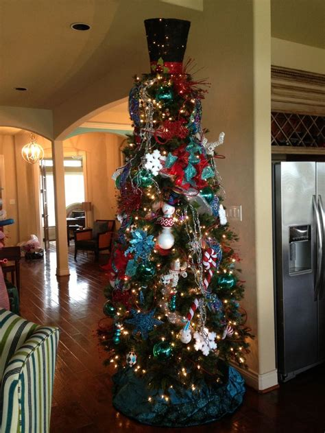 whimsical christmas tree christmas pinterest