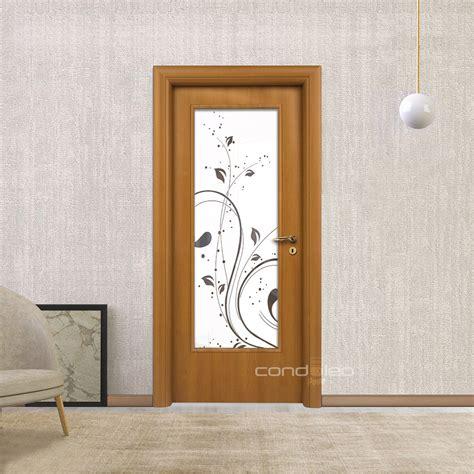 porte interne con vetro satinato porte interne vetro satinato excellent vetro satinato per