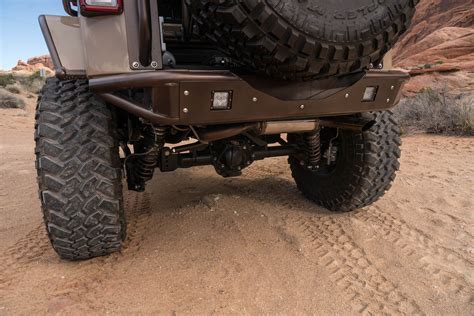 Jeep Jk Bumper 2007 2017 Jeep Jk Venom Rear Bumper Road Bumpers