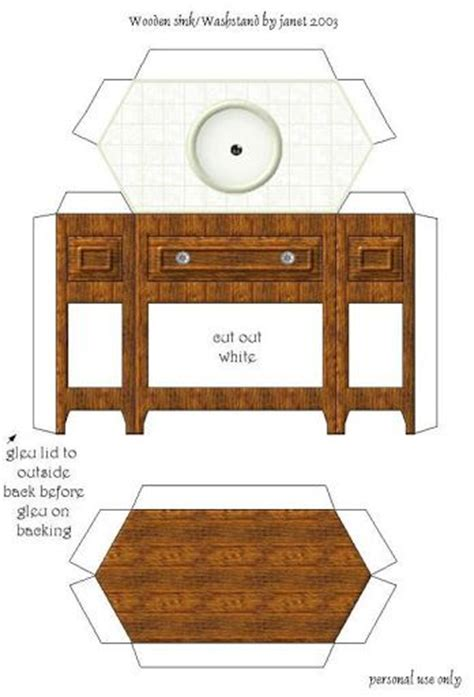 printable dolls house furniture 337 best images about printables dollhouse posters on pinterest papercraft