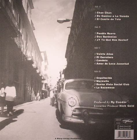 buena vista social club candela buena vista social club buena vista social club vinyl at