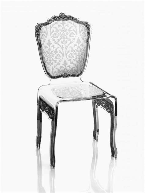 Chaise Médaillon Transparente by Chaise Plexiglass Starck Advice For Your Home Decoration