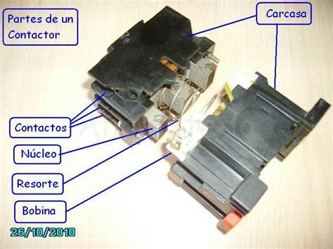 que funcion hace un capacitor c 243 mo es un contactor c 243 mo funciona