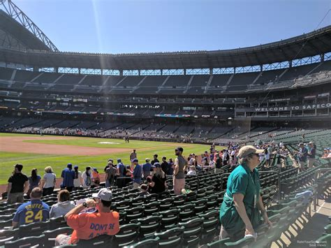 it section 143 1 safeco field section 143 seattle mariners