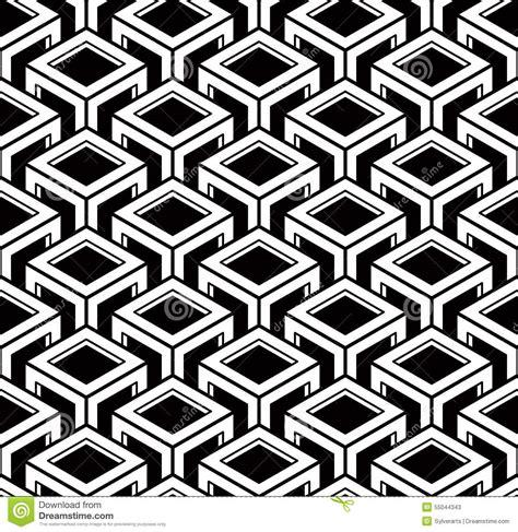 pattern of graphic design endless monochrome symmetric pattern graphic design
