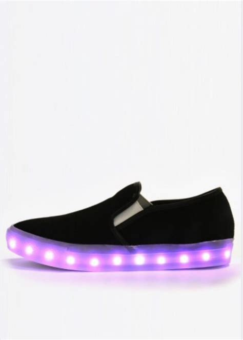 topshop light up sneakers techno light up hi top trainers by topshop x glow topshop