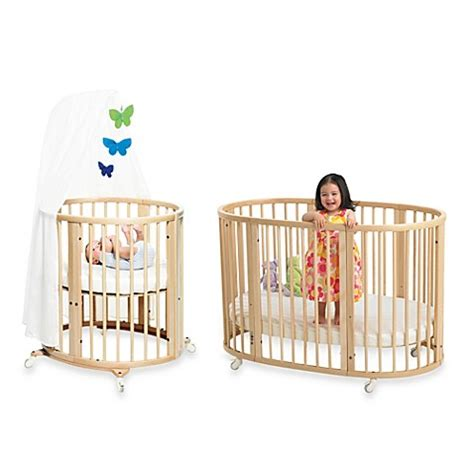 Stokke Sleepi Mini Crib Stokke 174 Sleepi Crib System Bed Bath Beyond