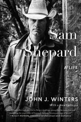 sam shepard a life paperback northshire bookstore