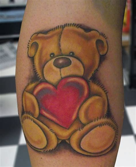 teddy bear tattoo pinterest teddy bear tattoos