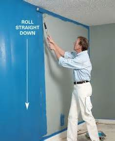 how to properly paint a room how to finish a basement wall basements basement walls and cement