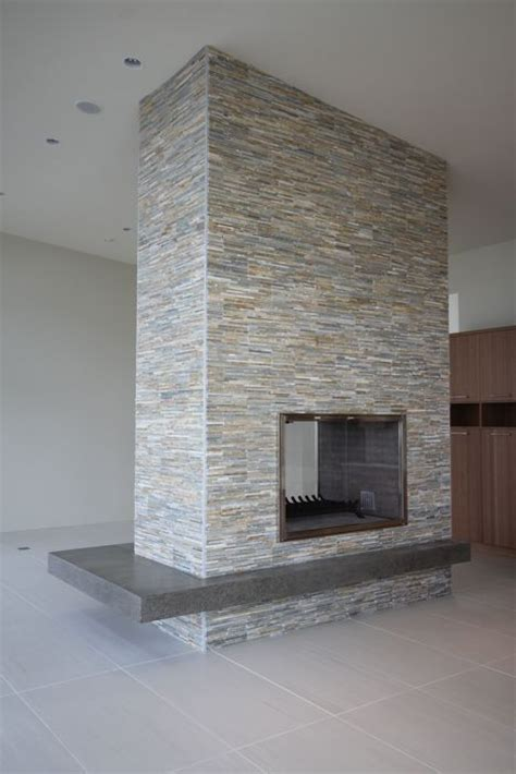 hearth stainless steel doors and fireplace on